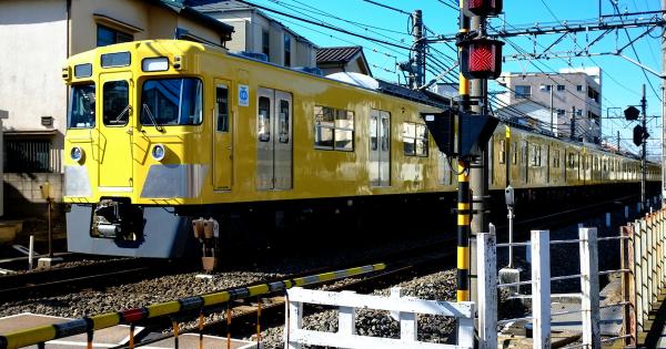 中野区内の駅付近犯罪発生件数ランキングTOP5