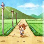 【都会と田舎の散歩の違い】田舎が嫌い子ちゃん 第39話