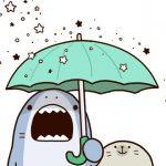 見た人全員メロメロ!サメをモチーフにしたイラスト「サメーズ」が可愛すぎる