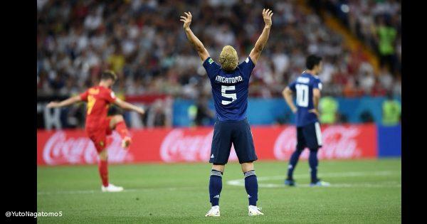 サッカーW杯長友佑都選手「やりきった」日本中から感謝と声援が届く!