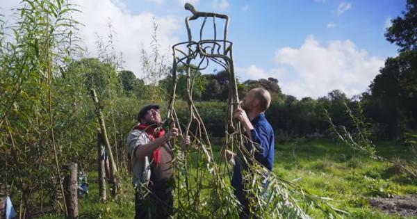 魔法のような画期的な畑!イギリスには『家具を育てて収穫する農場』が存在する!