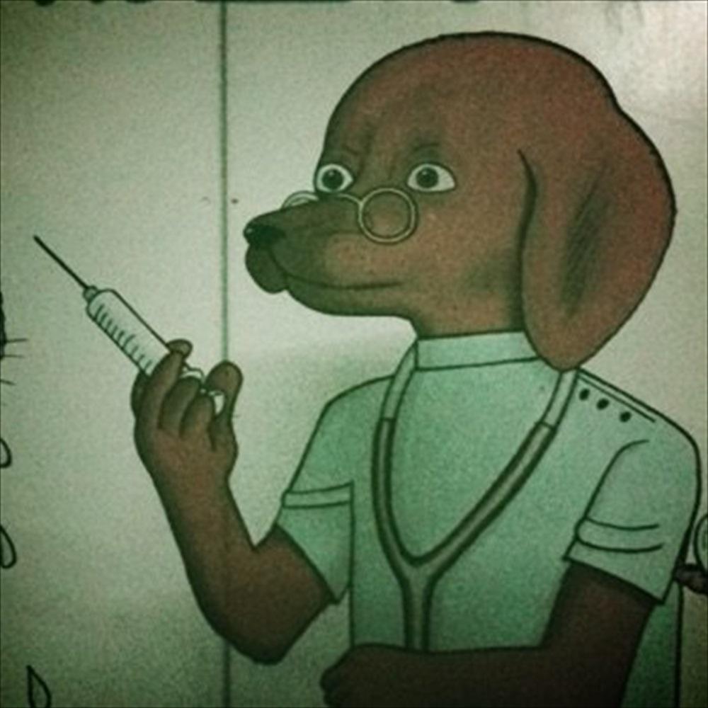動物病院の看板2