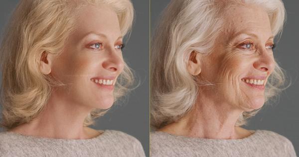 4K映像に映る女性を、肌の質感を保ちながら数十歳若返らせるレタッチ技術がスゴい!
