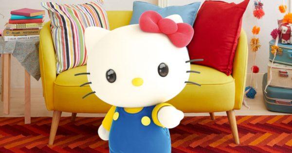 ハローキティがYouTuberデビュー!「なんで今?」との質問にキティちゃんの回答は…