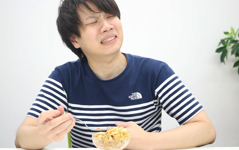 カレーかき氷試食3