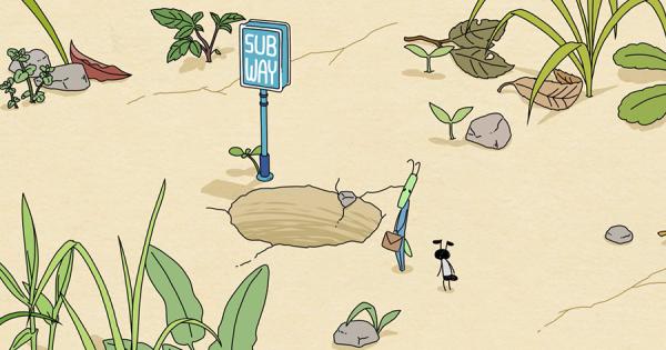 """""""紙兎ロペ""""原作者が手掛けた短編アニメ「アリキリ」が話題!サラリーマンなら間違いなく共感"""