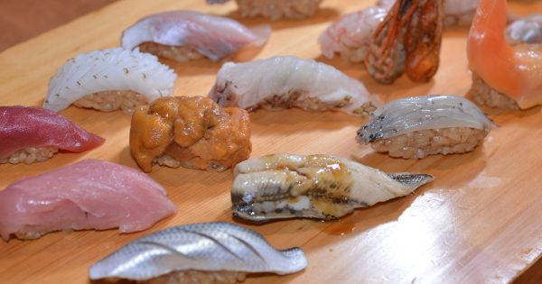 築地で絶対行くべき絶品お寿司屋さん10選
