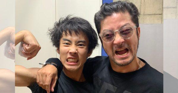浅野忠信、息子・佐藤緋美の初舞台を観劇「とても良かったです」