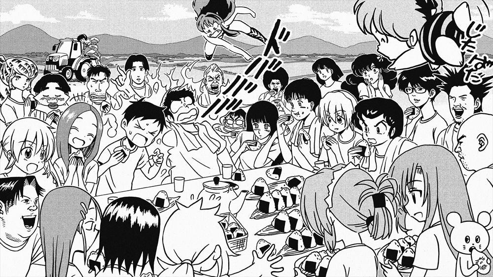 米粒に人気マンガを描き、お米の魅力を伝える映像『米米米米』のクオリティーがヤバい!