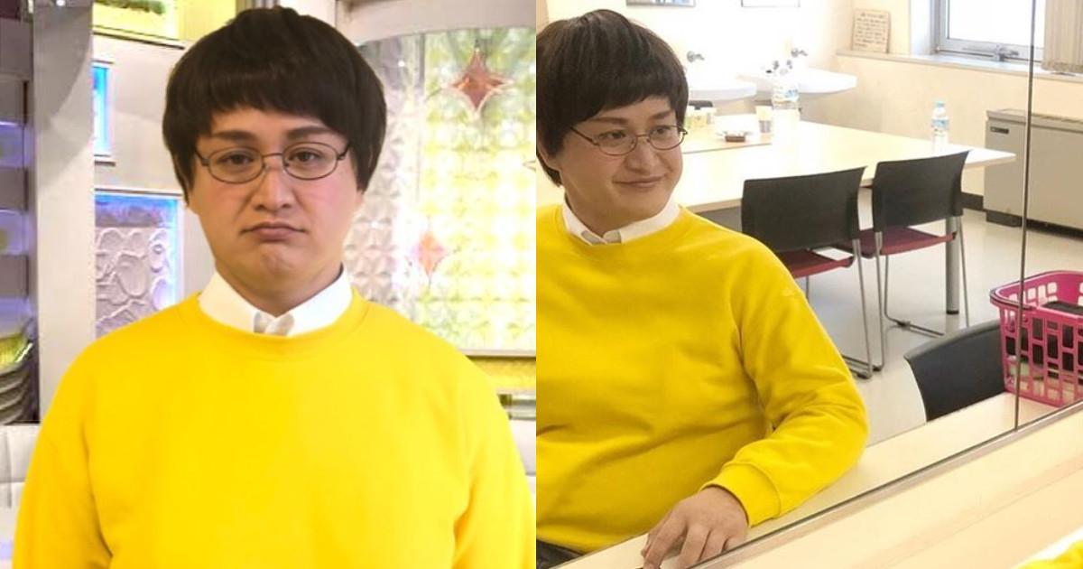 """ガリットチュウ福島の完コピモノマネ""""ハリセンボン春奈""""にネットからは「恐ろしいくらい似ている…」"""