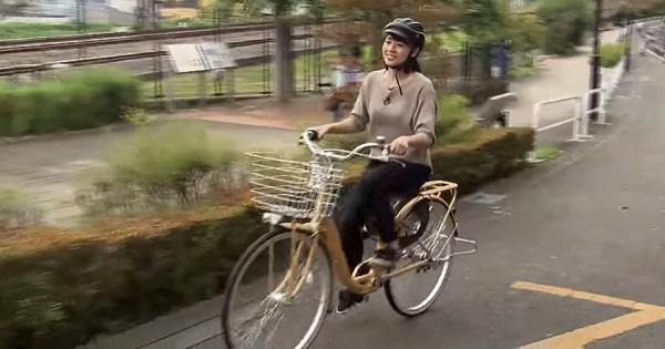 """バッテリーなしでも坂道をスイスイ走れる!""""電動じゃない""""アシスト自転車が話題"""