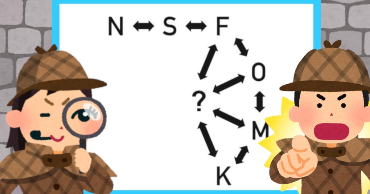 ひらめきを試すクイズに挑戦!「ハテナの中に入るアルファベットは?」