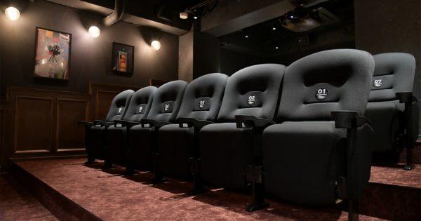 自宅の中に映画館!?で有名なFILMS和光は映画館以外もすごかった
