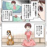 作者の体験談にゾワッ!視界のギリギリに見えることのあった犬の正体が謎過ぎる!