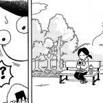 公園でおにぎりを食べていたら突然何者かが頭に…⁈ドジっ子な動物に笑っちゃう