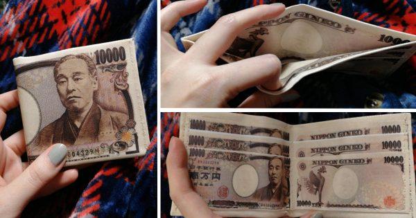お金とユーモアを持ち運び!周囲と差がつくオンリーワンな財布デザイン  6選