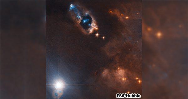 NASAが宇宙の果てに「青く輝く物体」を発見!その神秘的な正体とは…