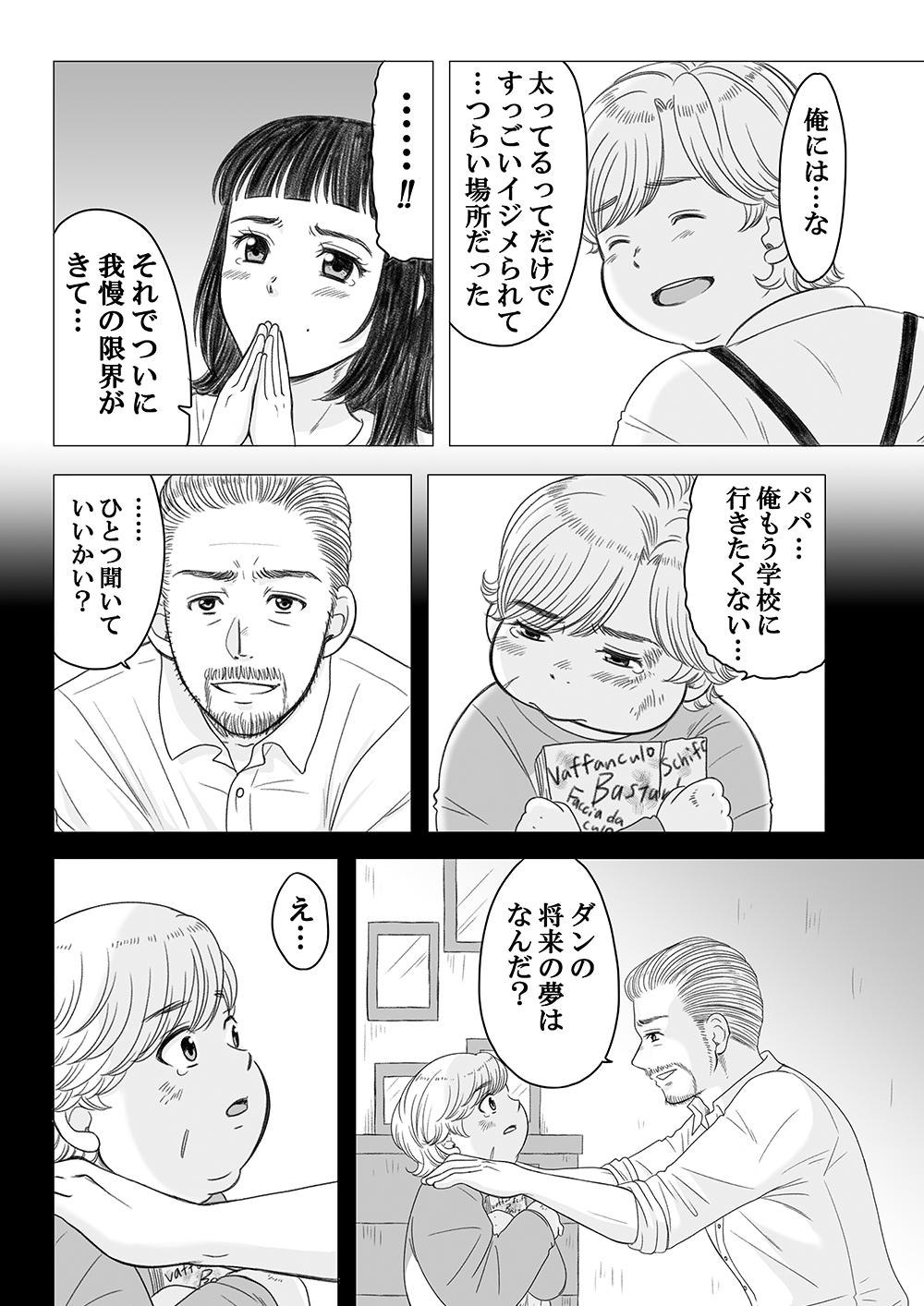 やせふと8話2