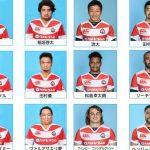 【神業すぎ】ガリットチュウ福島、ラグビー日本代表15人に化ける離れ業を披露
