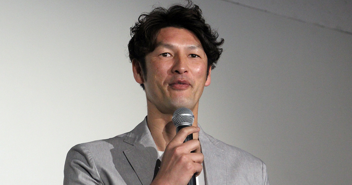 元サッカー日本代表の巻誠一郎が語る「男の身だしなみ」