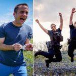アメリカ・テキサスの警察官が愛おしすぎる件