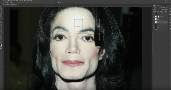 イケメン…!もしもマイケル・ジャクソンが整形手術をしなかったら