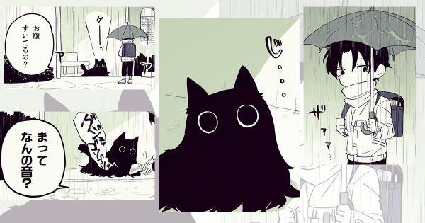 第一印象は100%猫!だけどどこかおかしいこの子の正体は何!?