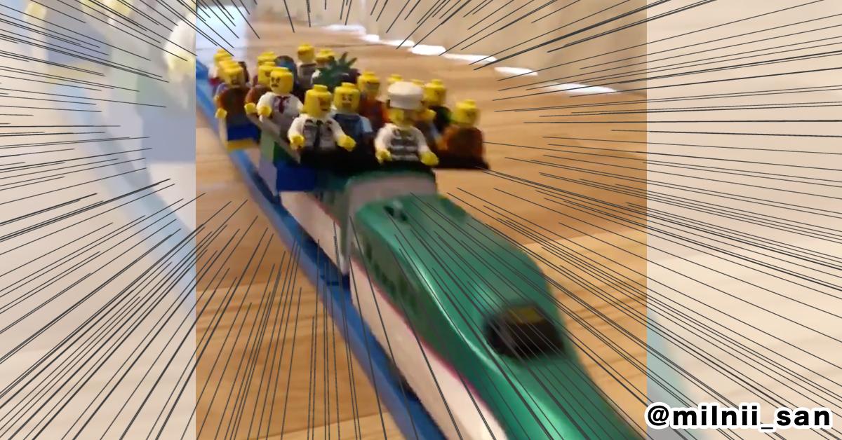 「乗車率400%の電車」を再現した子供の作品が最高