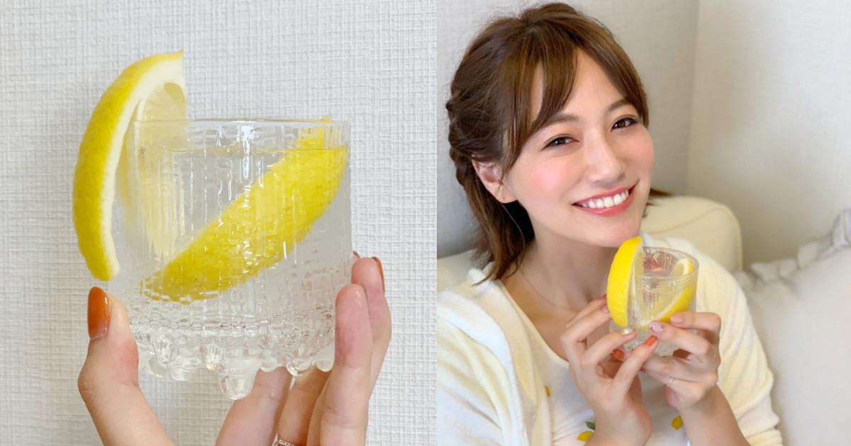 家飲み女子×レモンサワー=最強説。オトナ女子至福のまったりタイムをご紹介