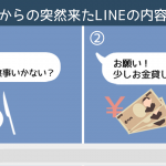 【心理テスト】10年前の元恋人から突然届いた「LINEの内容」は?