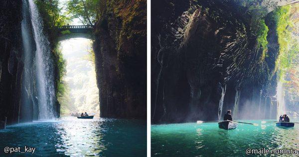 【次の旅行先決まった】宮崎県の峡谷が超キレイなのに知らなかったんだけど