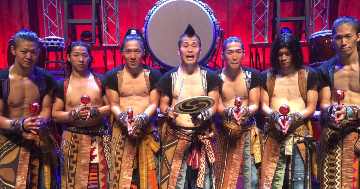 和太鼓奏者に軽い気持ちで「でんでん太鼓」渡したらとんでもないことになった