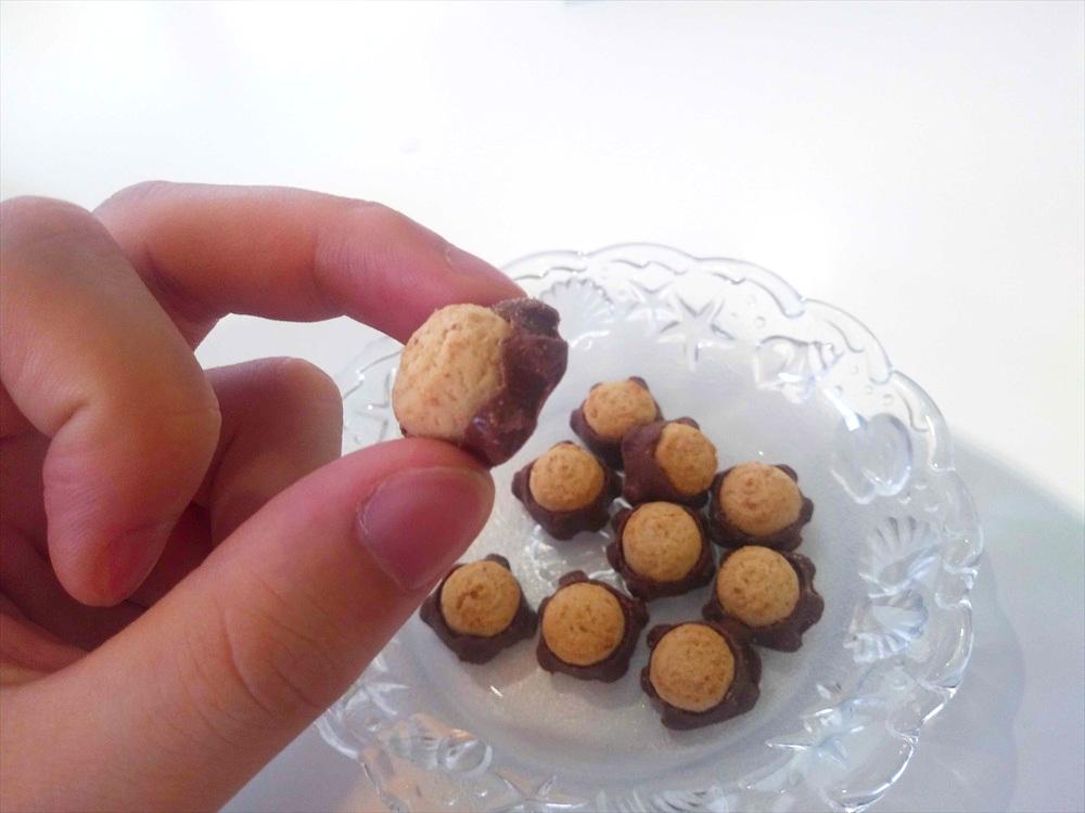 ブルボン きこりの切株 ひんやりカフェラテ味