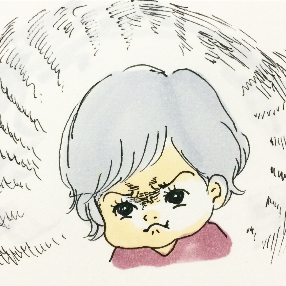 ニタヨメさん(@niiiitayome)の育児漫画 インスタで話題 人気