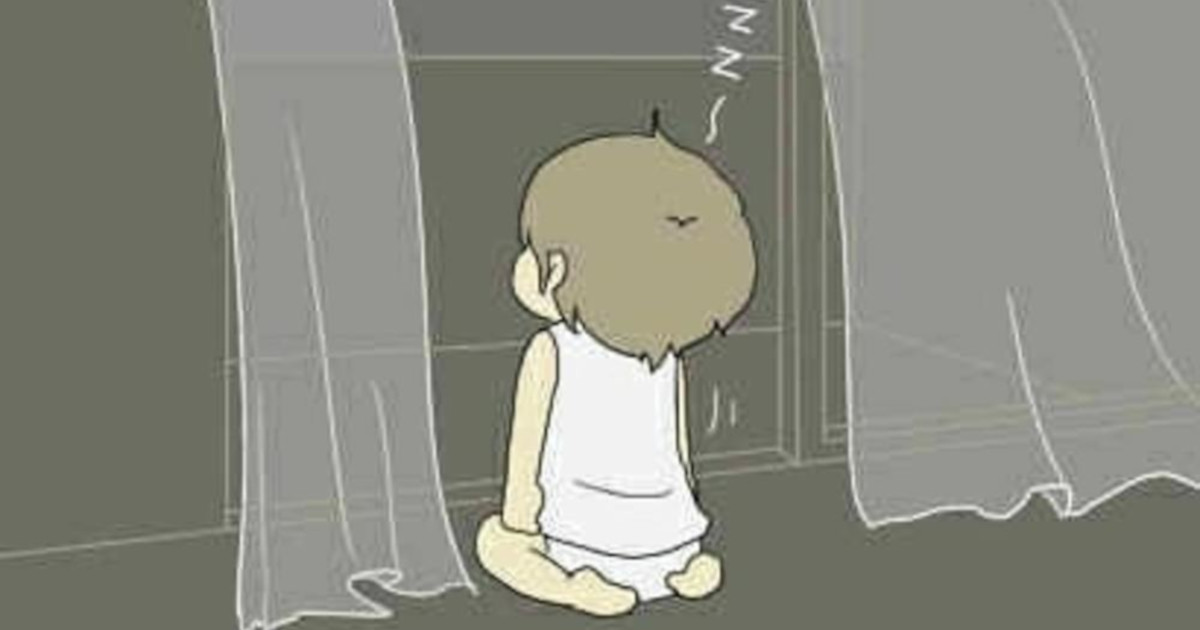 【恐怖】ヨメの寝相がスゴすぎるんだが…