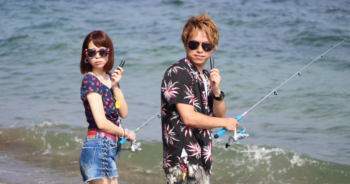 【インフルエンサーになりたくて…夏】 イケてる写真を撮りに無人島に行く