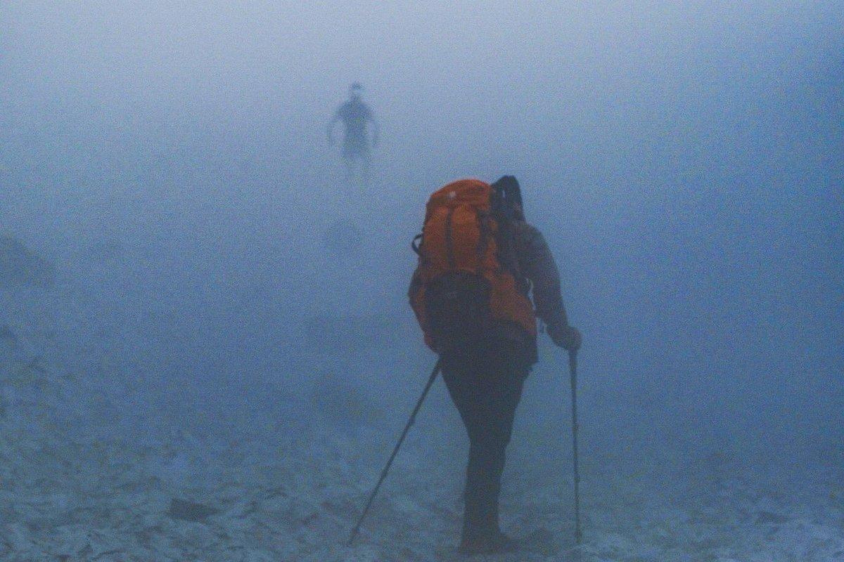 登山 写真 未知との遭遇