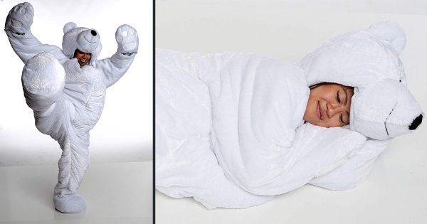 「人をダメにする寝袋」発見したったww