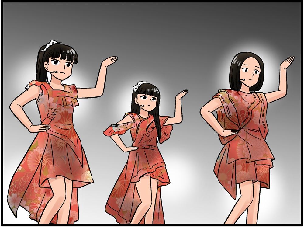 Perfumeダンス