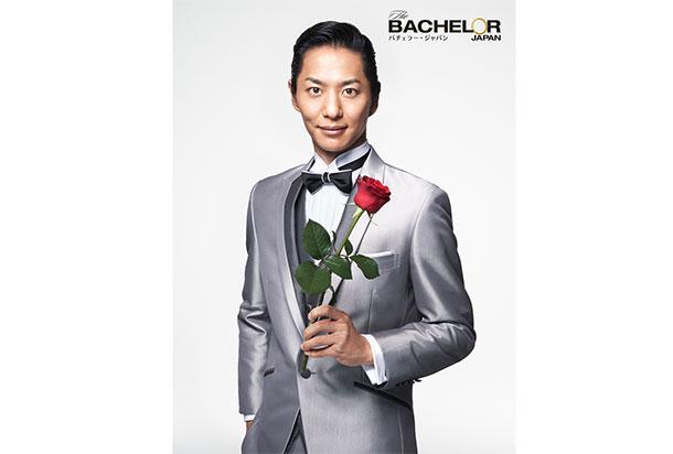 9月13日からはシーズン3が配信開始。写真は3代目バチェラー・友永真也さん。