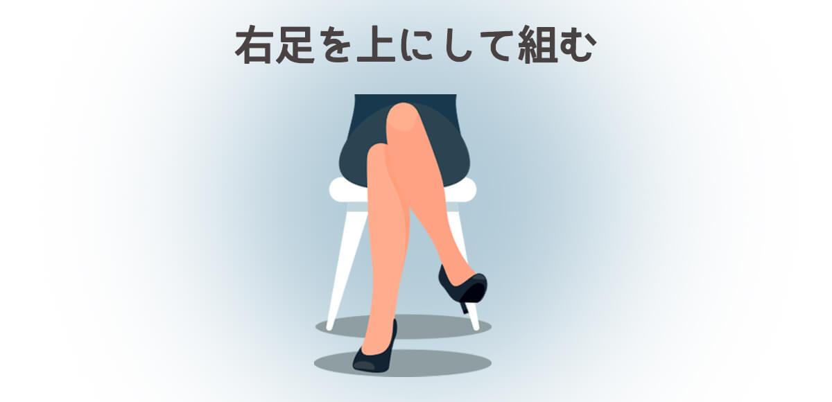 座り方 性格 心理テスト