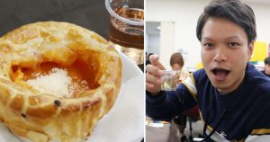 【大人の贅沢】お酒とシチューパイ、合うかもーーー!!!
