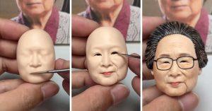 手作り人形の完成度すっごwww