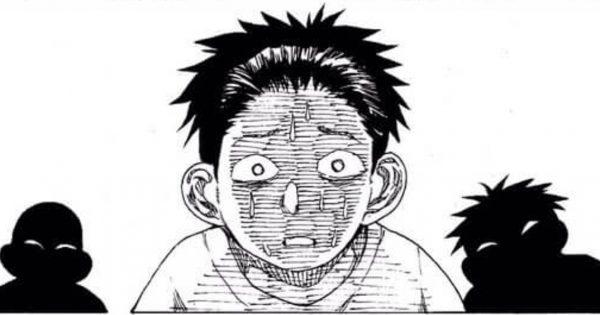 """漫画「だるまさんが""""転ばない""""」に泣いた"""