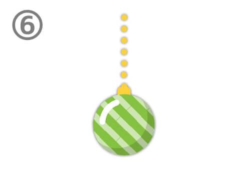 クリスマス オーナメント トナカイ 性格 心理テスト