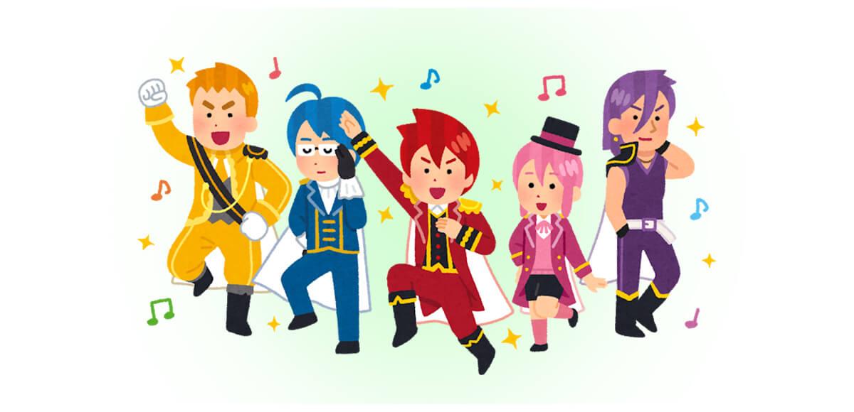 音楽 ジャンル 心理テスト アニメ ゲーム