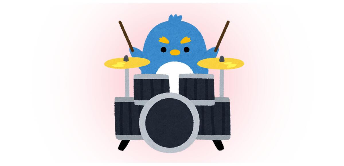 寝姿勢 寝方 バンド 心理テスト ドラム