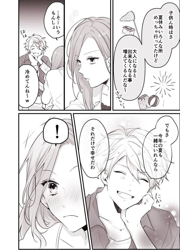 ヤンキー彼女×チャラ男彼氏 1-2