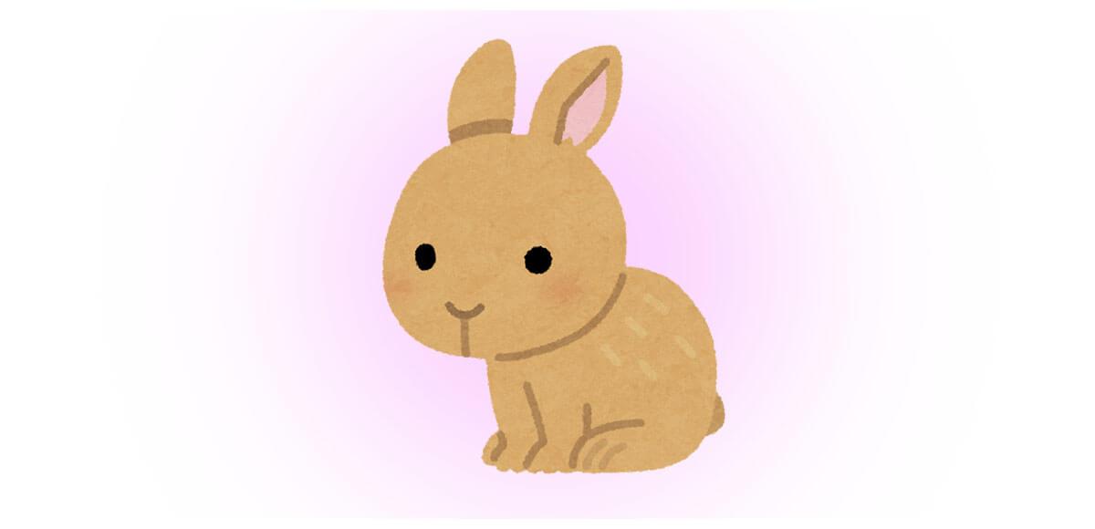行動 タイミング きっかけ 動物 心理テスト ウサギ