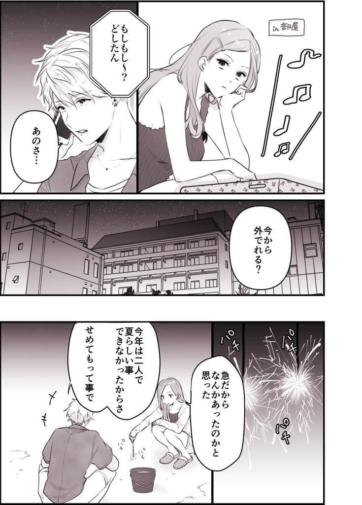 ヤンキー彼女×チャラ男彼氏 1-1